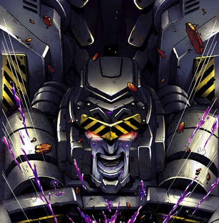 Transformers IDW: 01 Megatron Origin