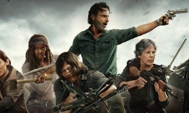 "La foto promocional de la novena temporada de ""The Walking Dead"""
