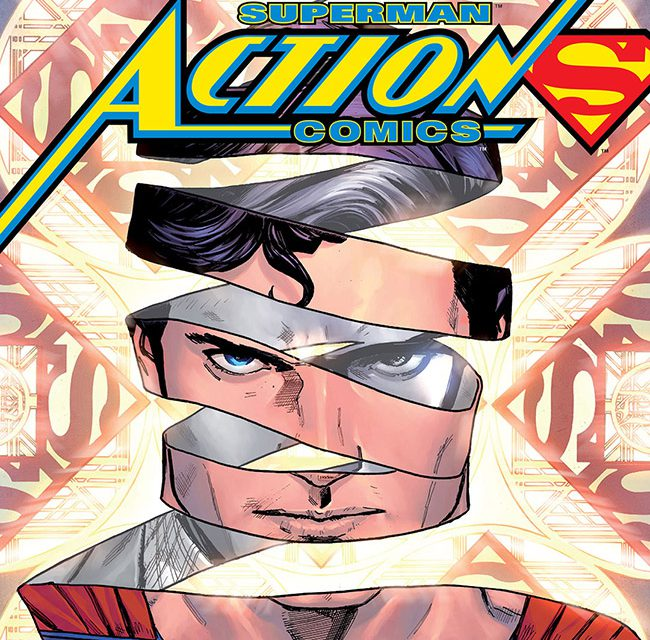 Action cómics: ¿Quién es Clark Kent?