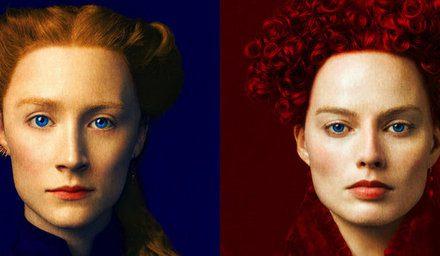 """Mira el Tráiler de """"Mary Queen of Scots"""" Saoirse Ronan y Margot Robbie enfrentadas en guerra"""