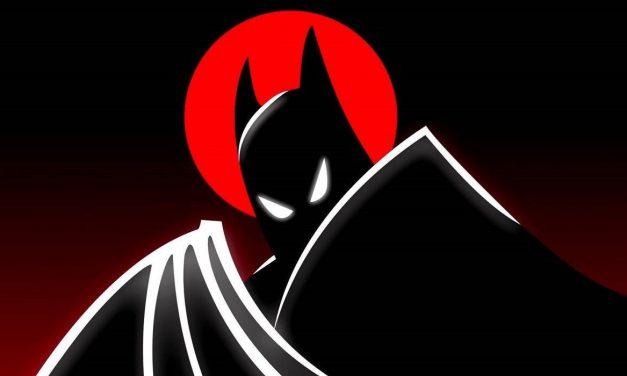 Las novedades del Blu-Ray de Batman: la serie animada