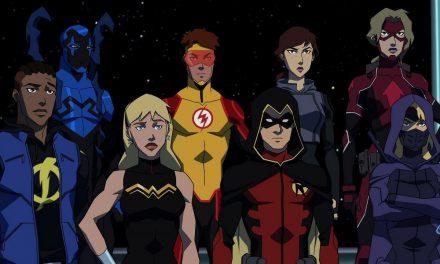 El tráiler extendido de: Young Justice Outsiders