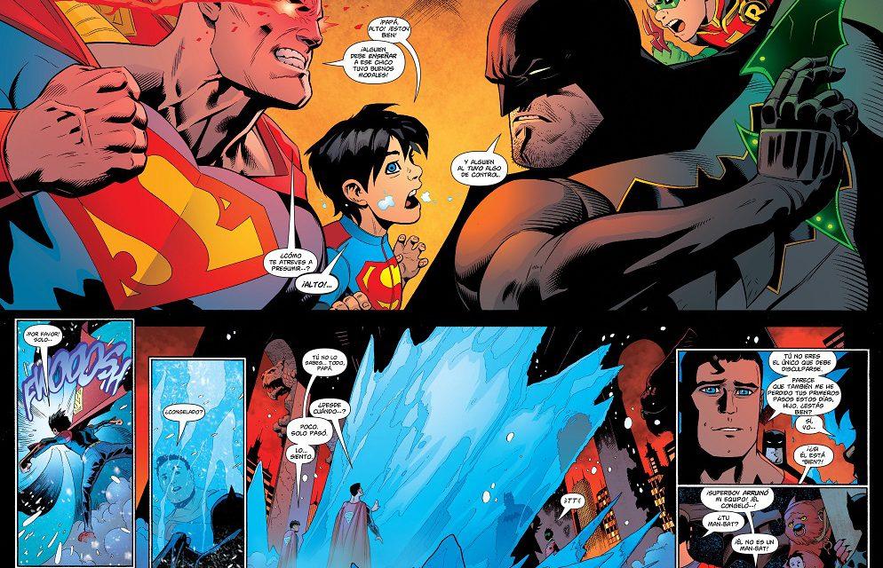 Superman: En el nombre de los padres
