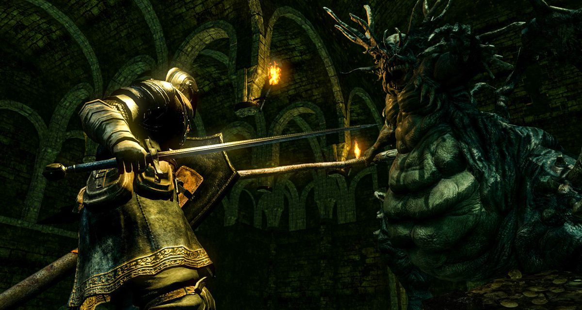 Dark Souls Trilogy anunciado para PlayStation 4 y Xbox One