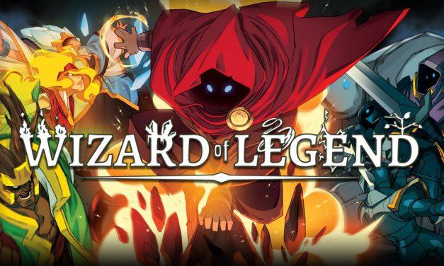 [Reseña] Wizard of legend