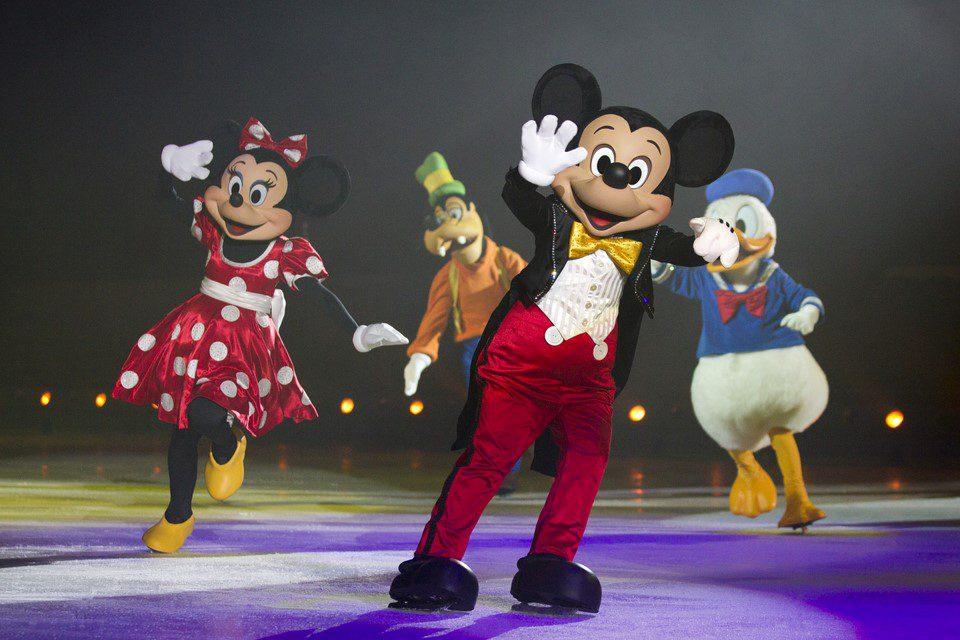 Mas Funciones en Disney On Ice