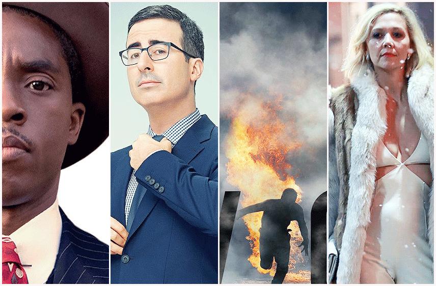 Las novedades de HBO para septiembre.
