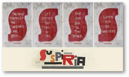 """Nuevo e Inquietante Tráiler y Afiche de """"Suspiria"""""""