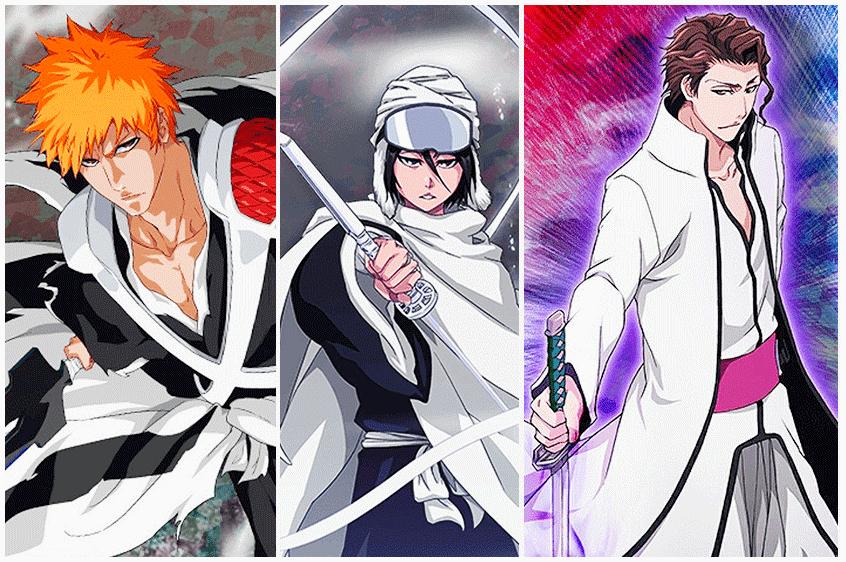 La presentación oficial de Ichigo, Rukia y Aizen en 'Jump Force'