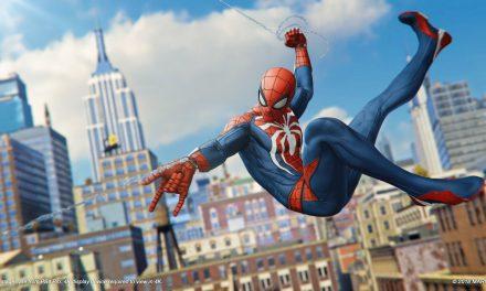 Marvel's Spider-Man con voces latinas.