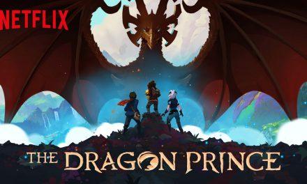 El nuevo tráiler de 'The Dragon Prince'