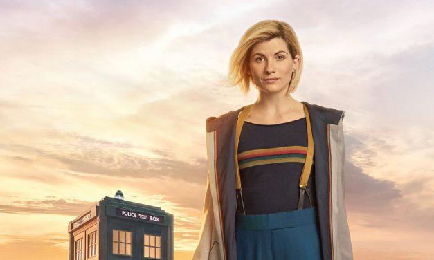 El tráiler oficial de la nueva temporada de Doctor Who